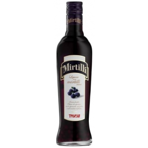 Toschi Mirtilli (Blueberry) Liqueur 500ml