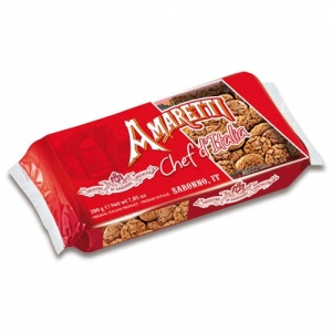 Lazzaroni Chef d'Italia Amaretti 200gm